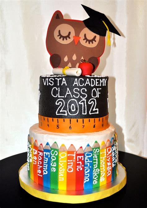 preschool graduation cake kindergarten graduation cake cakecentral 152