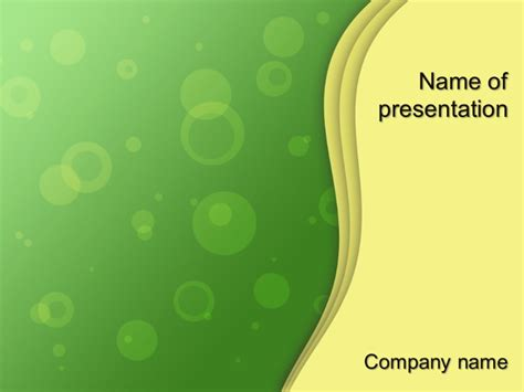 free downloadable powerpoint themes rising bubbles powerpoint template for impressive