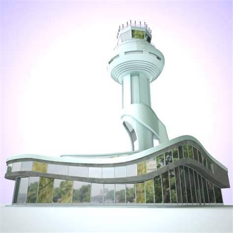 Control Tower 3ds