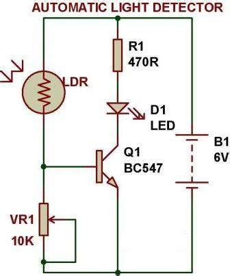 Sensor What The Role Transistor This Circuit