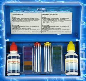 Pool Ph Wert Senken : pool test set f r chlor gehalt und ph wert 9460 ebay ~ Orissabook.com Haus und Dekorationen