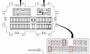 2003 Nissan Altima Fuse Box Diagram