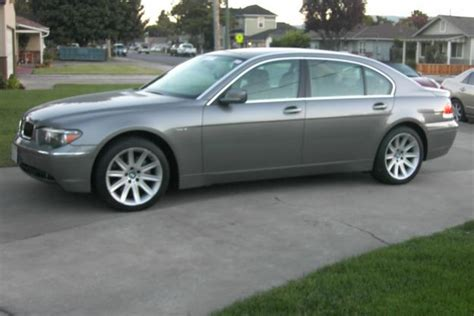 04 Bmw 745li by View Of Bmw 745li Automatic Photos Features And