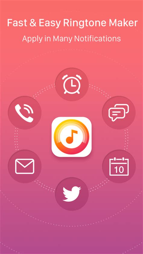 make ringtone for iphone ringtone maker create ringtones with your on the 15663
