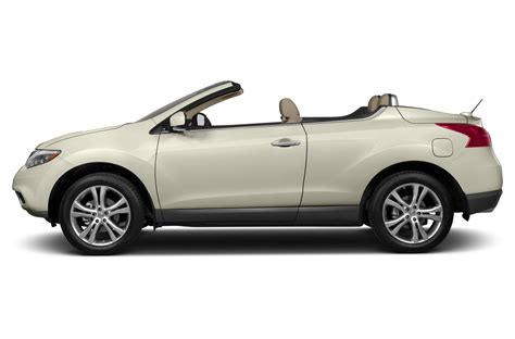 2018 Nissan Murano Cabriolet Pictures Information And