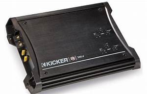 Kicker Car Stereo Ks693 Three Way 6x9 U0026quot  Speakers  Zx350 4