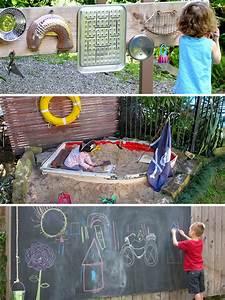 Jeux D Eau Jardin : jardin 12 id es d 39 espaces de jeux pour enfants ~ Melissatoandfro.com Idées de Décoration