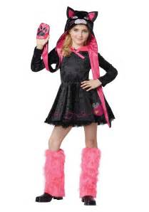 Sassy Cat Dress Child Costume