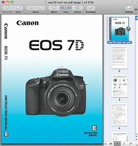Canon 7d Manual Now Available For Download