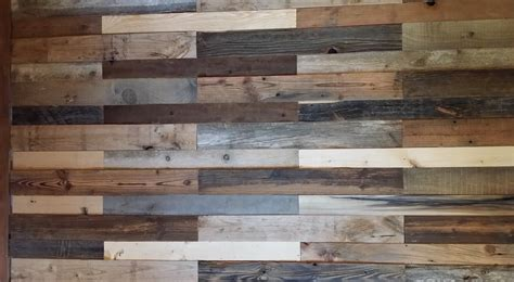 Old Reclaimed Antique Barn Wood Siding Options, Weathered