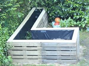 Hochbeet Aus Paletten : sommertour 2013 anleitung hochbeet aus paletten nachhaltigkeitsblock ~ Whattoseeinmadrid.com Haus und Dekorationen