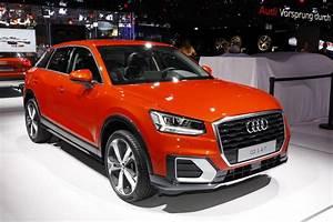 Audi Paris : audi q2 le petit q monte paris l 39 argus ~ Gottalentnigeria.com Avis de Voitures
