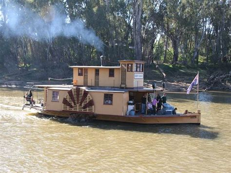 Paddle Boats For Sale Brisbane by Steunk Riverboats