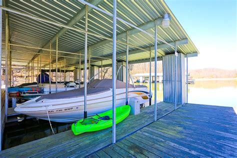Boat Slip Beaver Lake by Beaver Lake Executive Home With Amazing Boat Slip