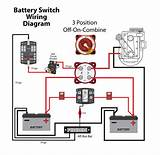 Charging Dual Boat Battery Wiring Diagram