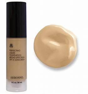 Arbonne Perfecting Liquid Foundation Makeup Pinterest