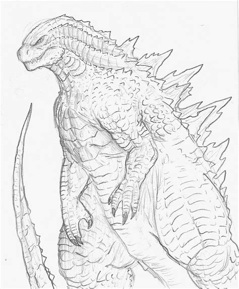 mecha ghidorah coloring pages coloring pages