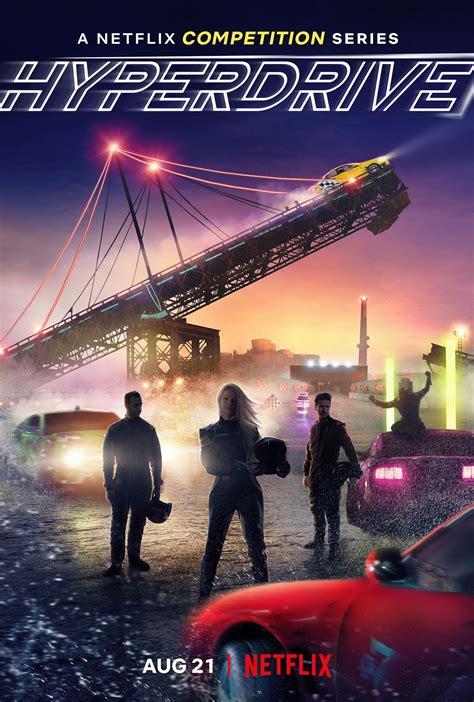 Hyperdrive Netflix by Hyperdrive Official Trailer