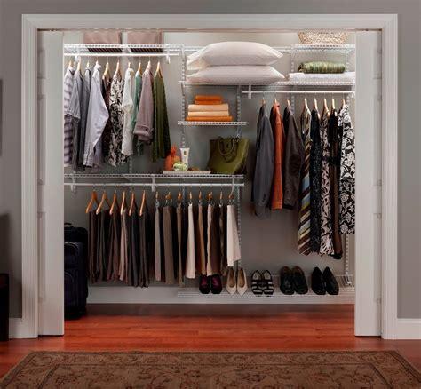 Big Size Closet Organization Shelf 7 To 10 Feet White Color