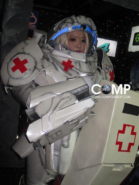 Request Terran Medic With Open Visor Requests Artist