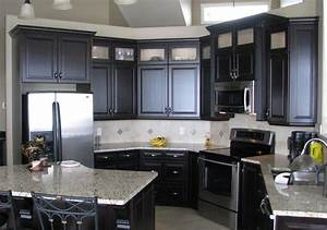 black kitchen cabinets ideas 2045