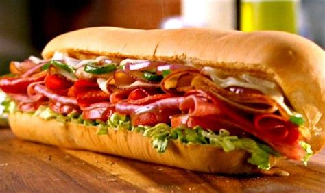 Subway Best Sandwich Subway Releases New Turkey Italiano Sandwich