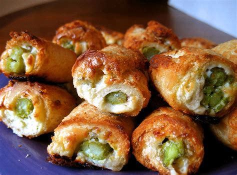 freezable canapes amazing asparagus appetizers recipe just a pinch recipes
