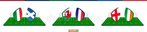 Rugby Team Italy Vs Scotland, Wales Vs France, England Vs ...
