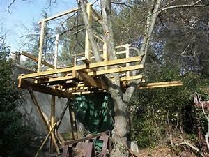 Construire Sa Cabane : votre propre cabane dans les abres bricolo blogger ~ Melissatoandfro.com Idées de Décoration