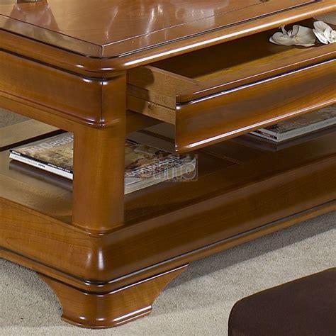 table et chaises de cuisine design table basse de salon merisier massif style louis philippe