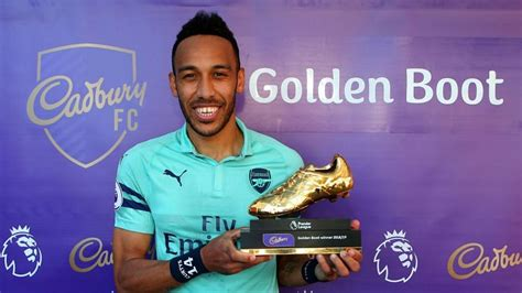 Aubameyang proud to share Golden Boot with fellow Africans ...
