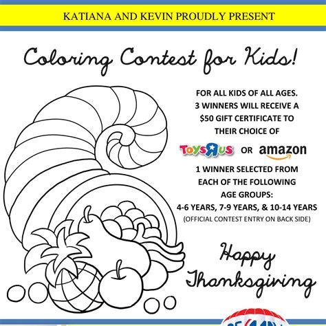 Coloring Contest by Coloring Contest Flyer Pdf Docdroid