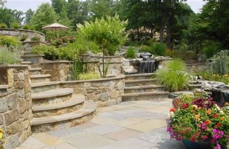 Backyard Design Pictures by 25 Wonderful Exles Of Terraced Front Yard Gardens