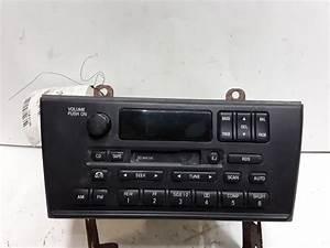 00 01 Lincoln Ls Am Fm Cassette Radio Receiver Oem Yw4f