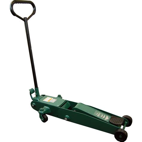 Compac 3ton Floor Jack — Model# 90531  Northern Tool