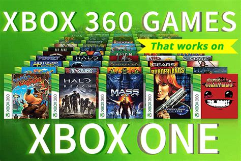 Xbox Original Games With Xbox One Backwards Compatibility