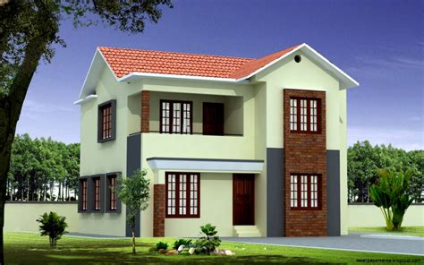 New Home Building Designs  Wallpapers Area