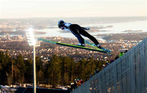 Die verdienste des ehepaars neureuther ums deutsche skispringen. Oslo Holmenkollen - DSV