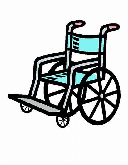 Wheelchair Clipart Clip Wheel Person Cliparts Wheelchairs