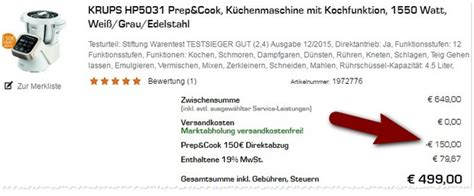 Krups Prep&cook Media Markt Schnapp