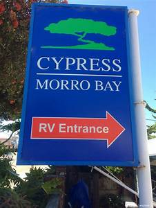 Cypress RV Mobile Home Park Morro Bay California