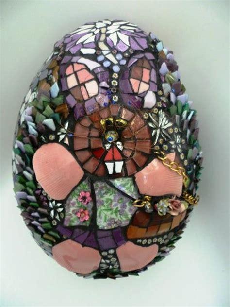 easter mosaic break ozmosaics mosaic art  craft australia