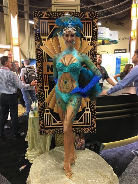 vegas body las painting convention atozevents