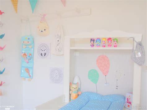 chambre kawaii une chambre de bébé avec des tons pastel du vintage et
