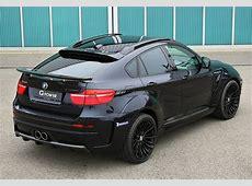 2012 BMW X6 M GPower Typhoon WideBody specifications