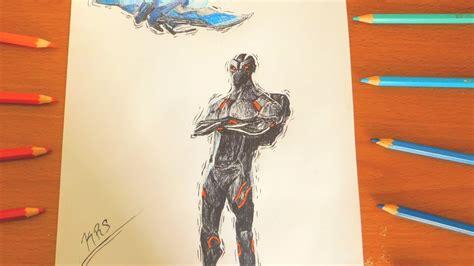 fortnite skins drawing omega gamevipme
