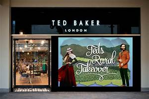 Ted Baker – D&AD 2013 | Lucy Perkins design