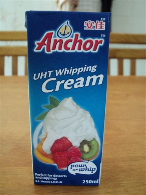 jual whipping cream  kg anchor halal murah berkualitas