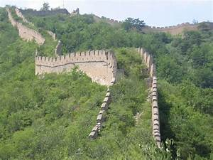 20 unruffled abandoned places around the world page 15 With deserted great wall of china