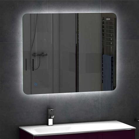 Miroir Salle De Bain Led Miroir Led V 233 Rone Salle De Bain